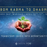 Zamir Dhanji: From Karma to Dharma - Three part Webinar