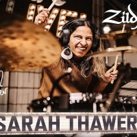 Sarah Thawer's Performance with Multi-Grammy Award Winning Band in Los Angeles