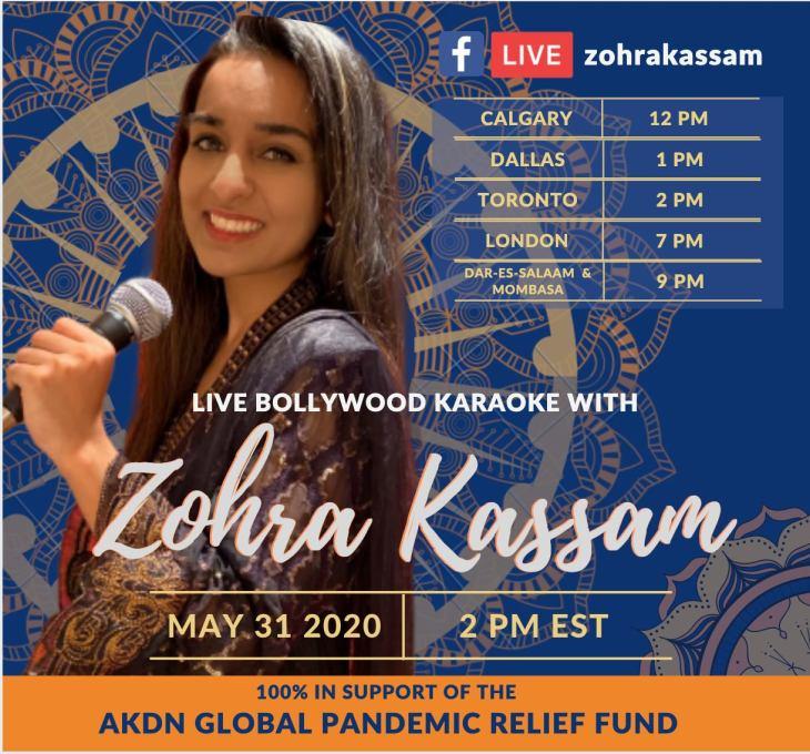 Zohra Kassam