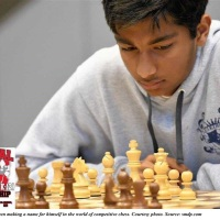 Danial Asaria Beats Grandmaster to Win National Chess Tournament