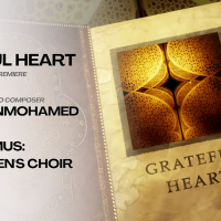 Hussein Janmohamed: Grateful Heart (Primus, Amabile Men's Choir)