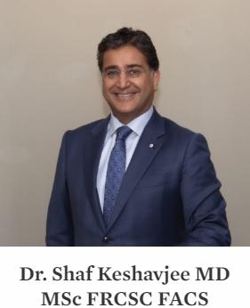 Dr. Keshavjee