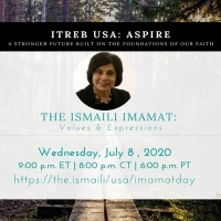 Dr. Shainool Jiwa: The #Ismaili Imamat: Values & Expressions #ImamatDay2020