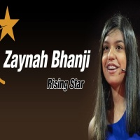 Rising Star: Zaynah Bhanji