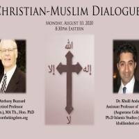 Muslim-Christian Dialogue: Dr. Khalil Andani (@KhalilAndani) & Sir Anthony Buzzard