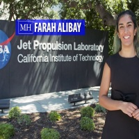 Rising Star Farah Alibay: A Female Engineer @NASA Conquering Mars and Gender Equality