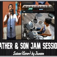 Dr. Karim Gillani and Raafi Gillani: Father and Son Jam session, Saieen (Cover)