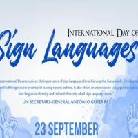 World Without Sounds: Unique Perspective from Ismaili Deaf Community #SignLanguagesDay