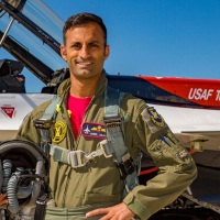 Jameel Janjua: Virgin Galactic's Newly Appointed Pilot for its Pilot Corps
