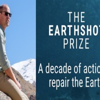 """Prince William Launches £50 Million """"The EarthShot"""" Prize"""