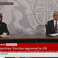 "Prof Sir Munir Pirmohamed: ""The UK is now one step closer to providing a safe and effective vaccine to help in the fight against COVID-19"""