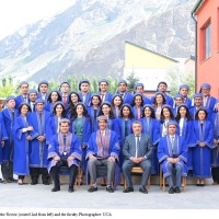 Historic First Convocation of University of Central Asia