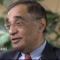 Harvard faculty Professor Ali Asani speaks about his journey as a scholar | @HarvardIslamic
